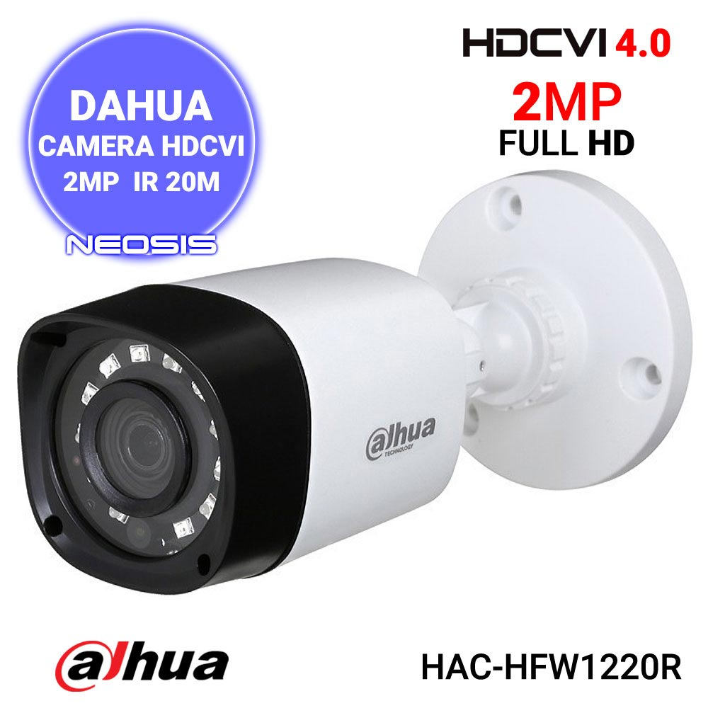 Camera supraveghere DAHUA HAC-HFW1220R - Full HD