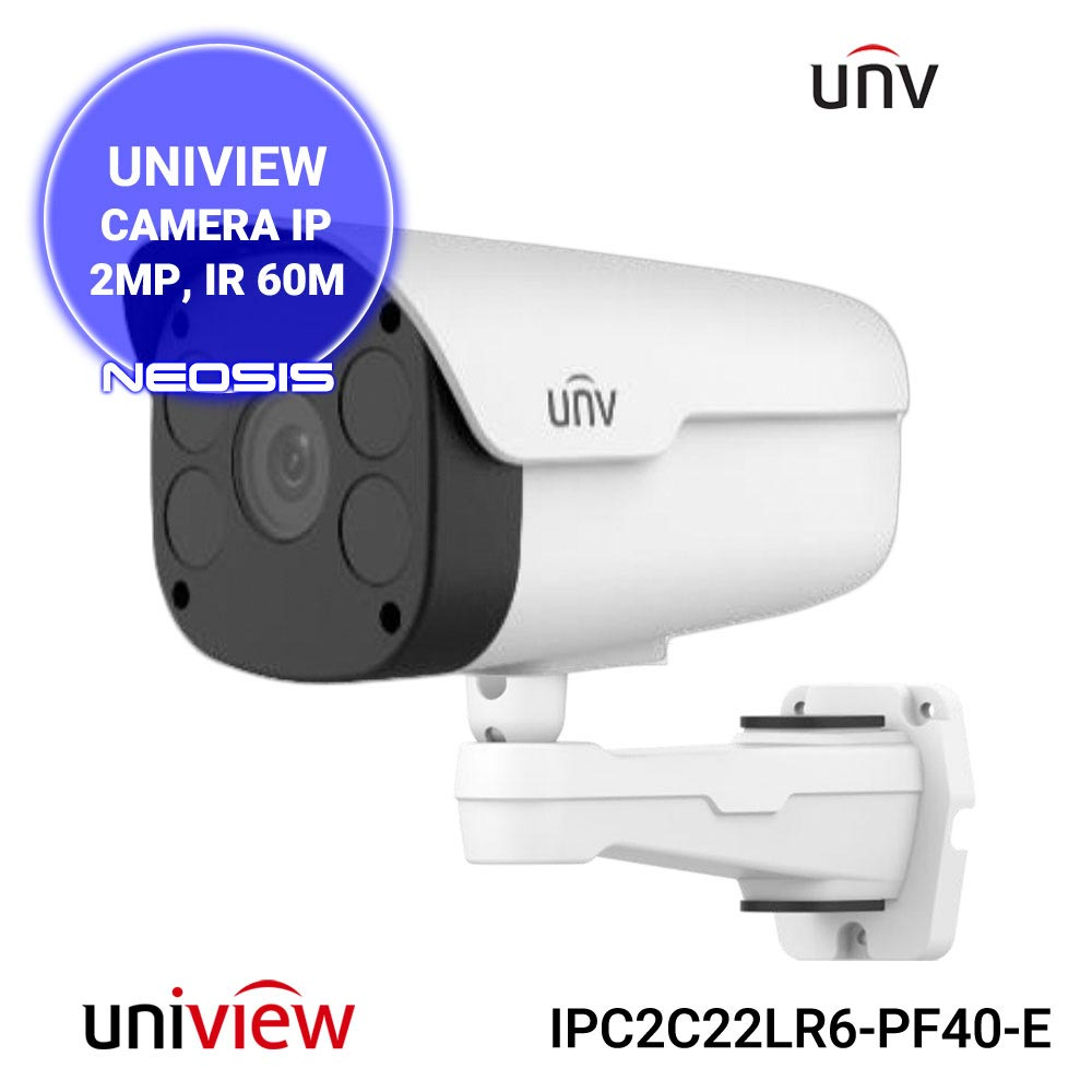 Camera IP UNIVIEW UNV IPC2C22LR6-PF40-E