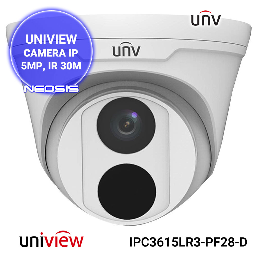 Camera supraveghere IP UNIVIEW UNV IPC3615LR3-PF28-D