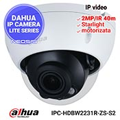 Camera IP DAHUA IPC-HDBW2231R-ZS-S2 - Full HD, Starlight, motorizata