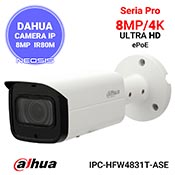 Camera IP 8MP/4K DAHUA IPC-HFW4831T-ASE