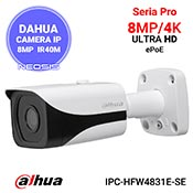 Camera IP 8MP/4K DAHUA IPC-HFW4831E-SE