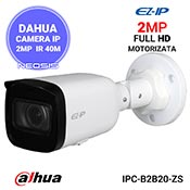Camera IP 2MP motorizata DAHUA IPC-B2B20-ZS