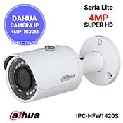 Camera IP 4MP DAHUA IPC-HFW1420S