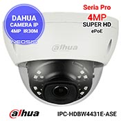 Camera IP 4MP DAHUA IPC-HDBW4431E-ASE