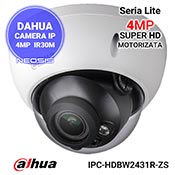 Camera IP 4MP DAHUA IPC-HDBW2431R-ZS