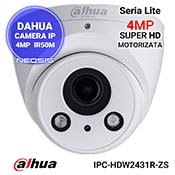 Camera IP 4MP DAHUA IPC-HDW2431R-ZS