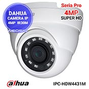 Camera IP 4MP DAHUA IPC-HDW4431M