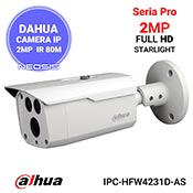 Camera IP 2MP Starlight Starvis DAHUA IPC-HFW4231D-AS