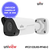 Camera IP UNIVIEW UNV IPC2122LR3-PF40-C