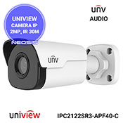 Camera IP UNIVIEW UNV IPC2122SR3-APF40-C