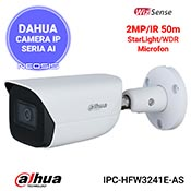 Camera IP DAHUA IPC-HFW3241E-AS - Seria AI