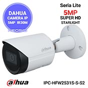 Camera IP Starlight 5MP DAHUA IPC-HFW2531S-S-S2