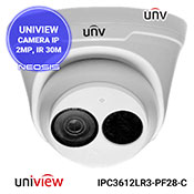 Camera supraveghere IP UNIVIEW UNV IPC3612LR3-PF28-C