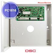 Centrala alarma DSC Power PC1616