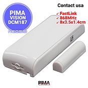 Contact magnetic wireless PIMA DCM187