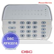 Tastatura DSC Power RFK5516